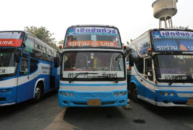 競合LCCから助け舟!沈み込むタイのバス業界 - ワイズデジタル【タイで生活する人のための情報サイト】