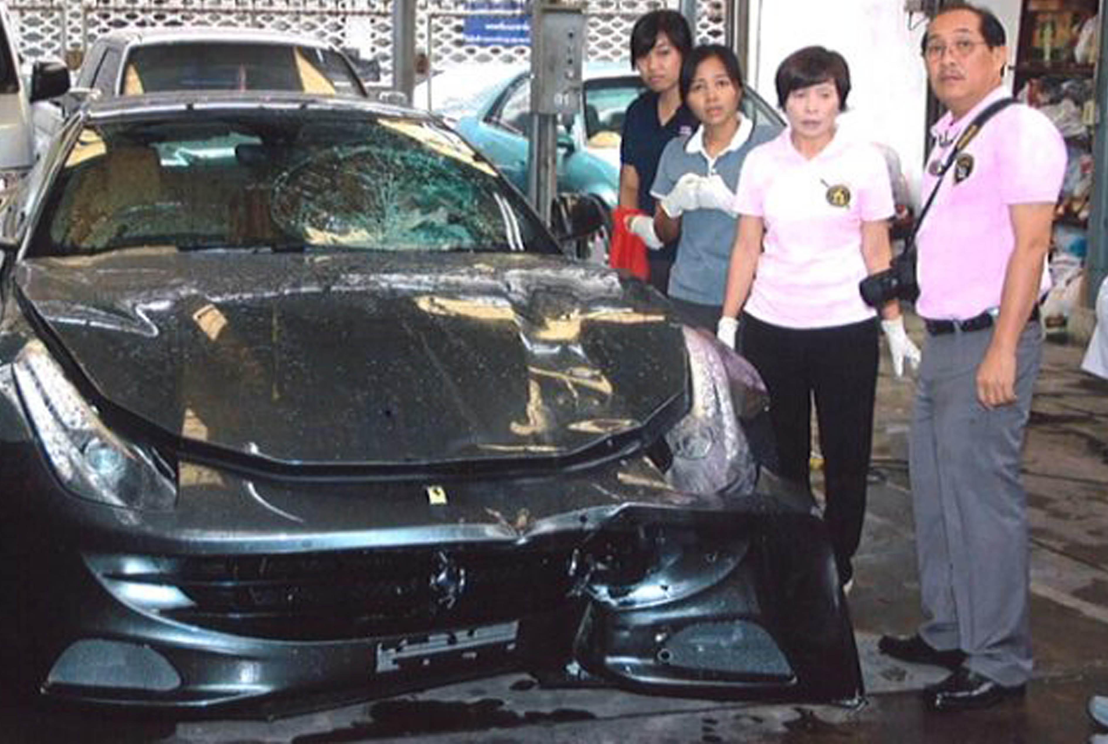 タイの富豪やエリートは罪を問われない〜レッドブルの後継者が起こしたひき逃げ事件