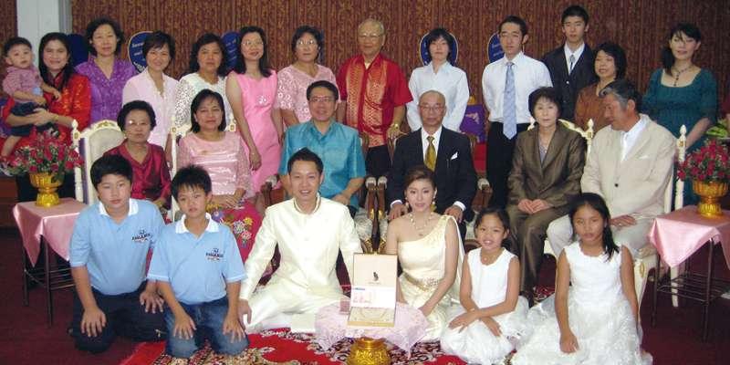 今週のギモン「タイの結婚式の予算は?ご祝儀の相場は?」