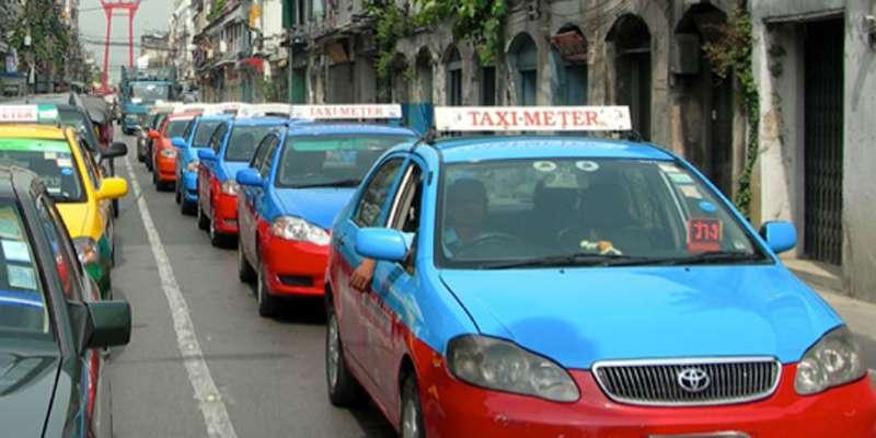 今週のギモン「カラフルなタクシー、違いって?」