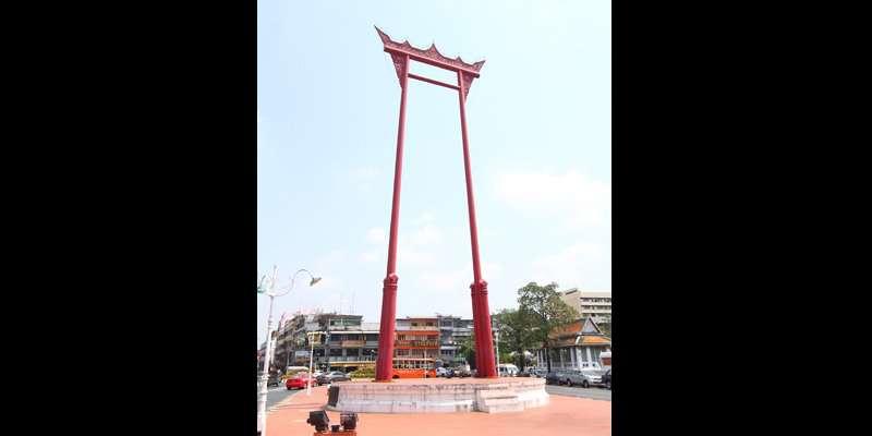 今週のギモン「バンコクにある鳥居は実は巨大●●●●?」