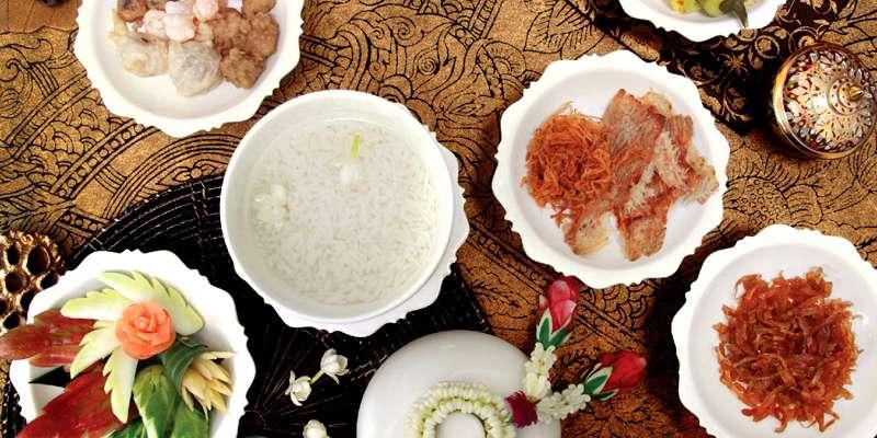 今週のギモン「ソンクラン限定の伝統料理?」
