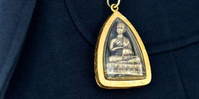今週のギモン「タイ人がつけているネックレスはお守り?」