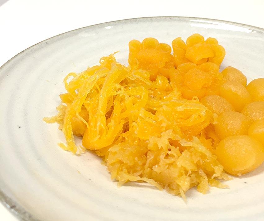 今週のギモン「タイでよく見るオレンジ色のお菓子って?」 - ワイズデジタル【タイで生活する人のための情報サイト】