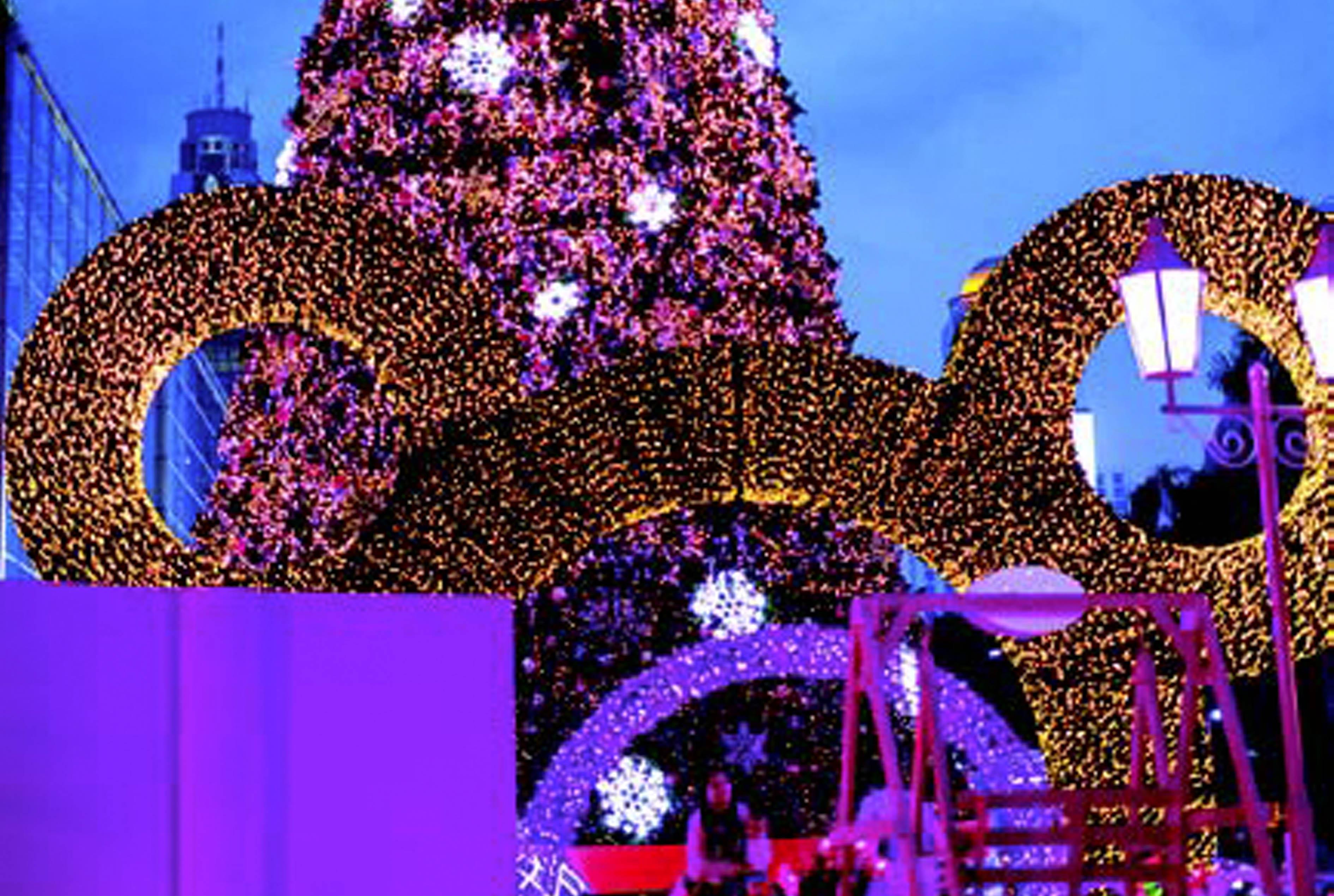 バンコクのクリスマスイベント