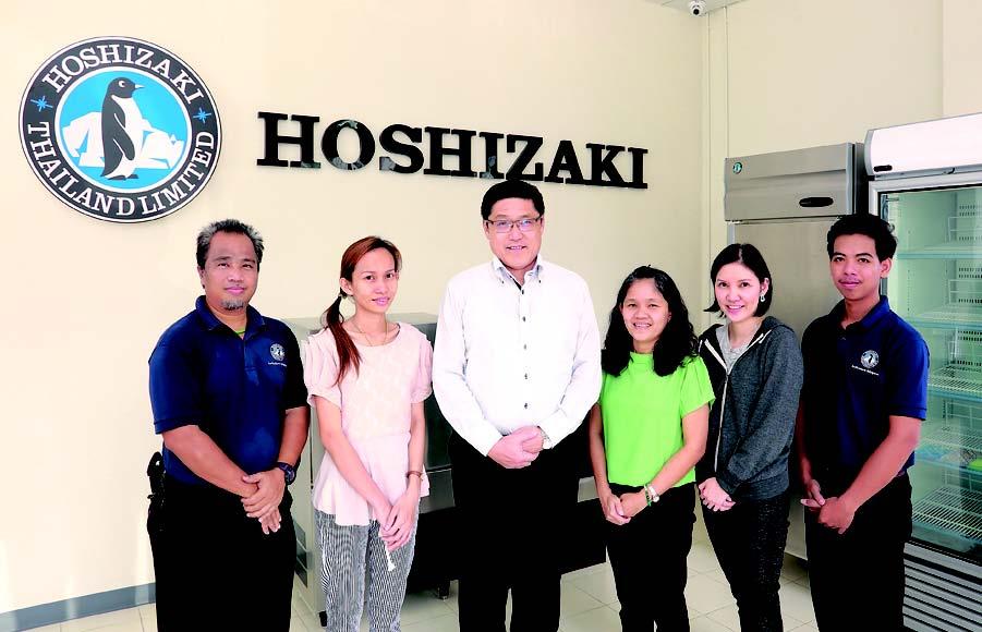 HOSHIZAKI THAILAND LTD.