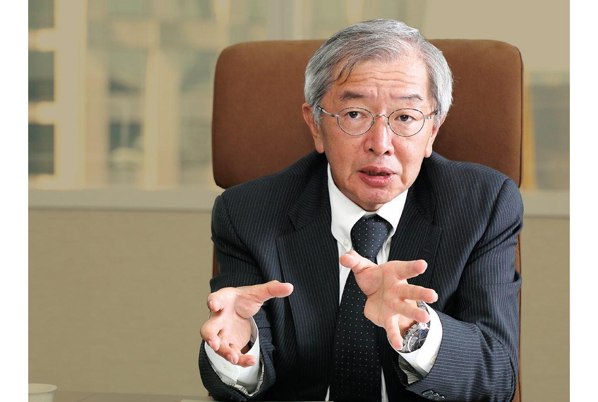<strong>JCC 村越 晃</strong><br>2016年、日系企業のタイ進出動向 「タイの産業構造高度化に日系企業も貢献したい」