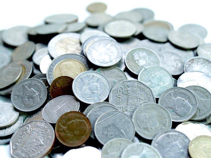 大量の小銭をお札に両替する方法 - ワイズデジタル【タイで生活する人のための情報サイト】