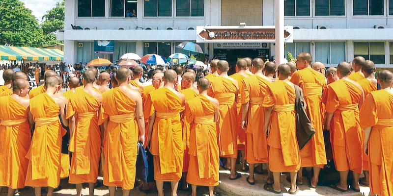 仏教界一大スキャンダル!? - ワイズデジタル【タイで生活する人のための情報サイト】