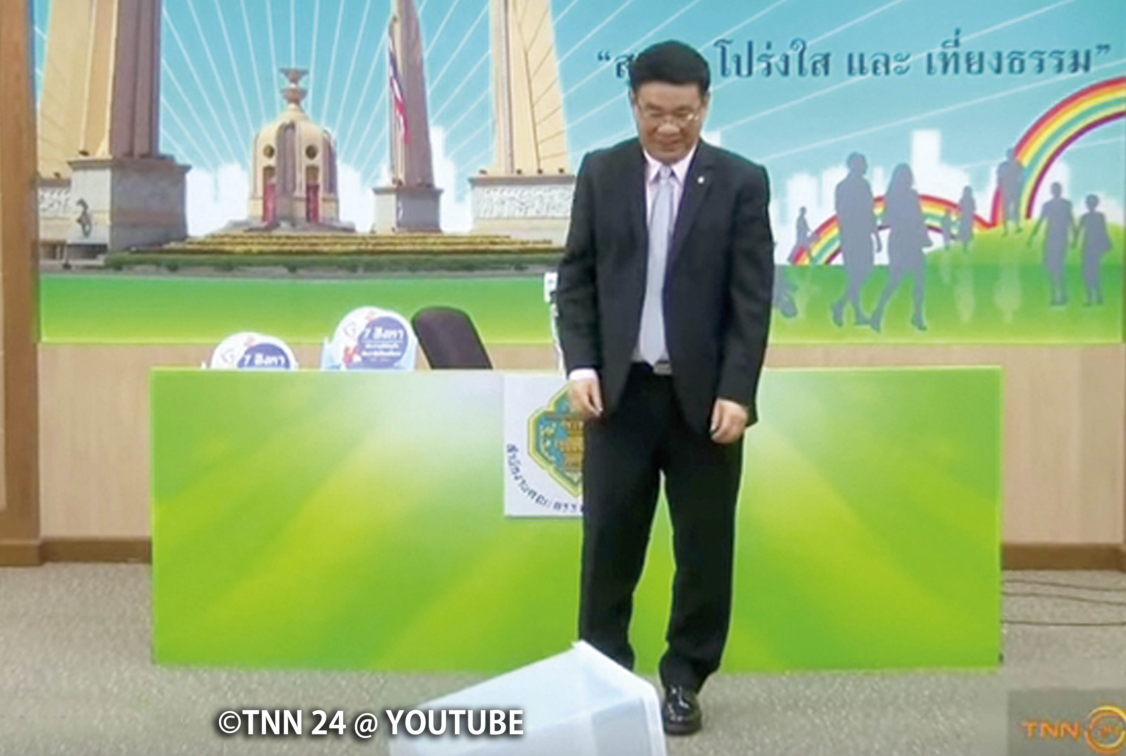 国民投票・裏ニュース - ワイズデジタル【タイで生活する人のための情報サイト】