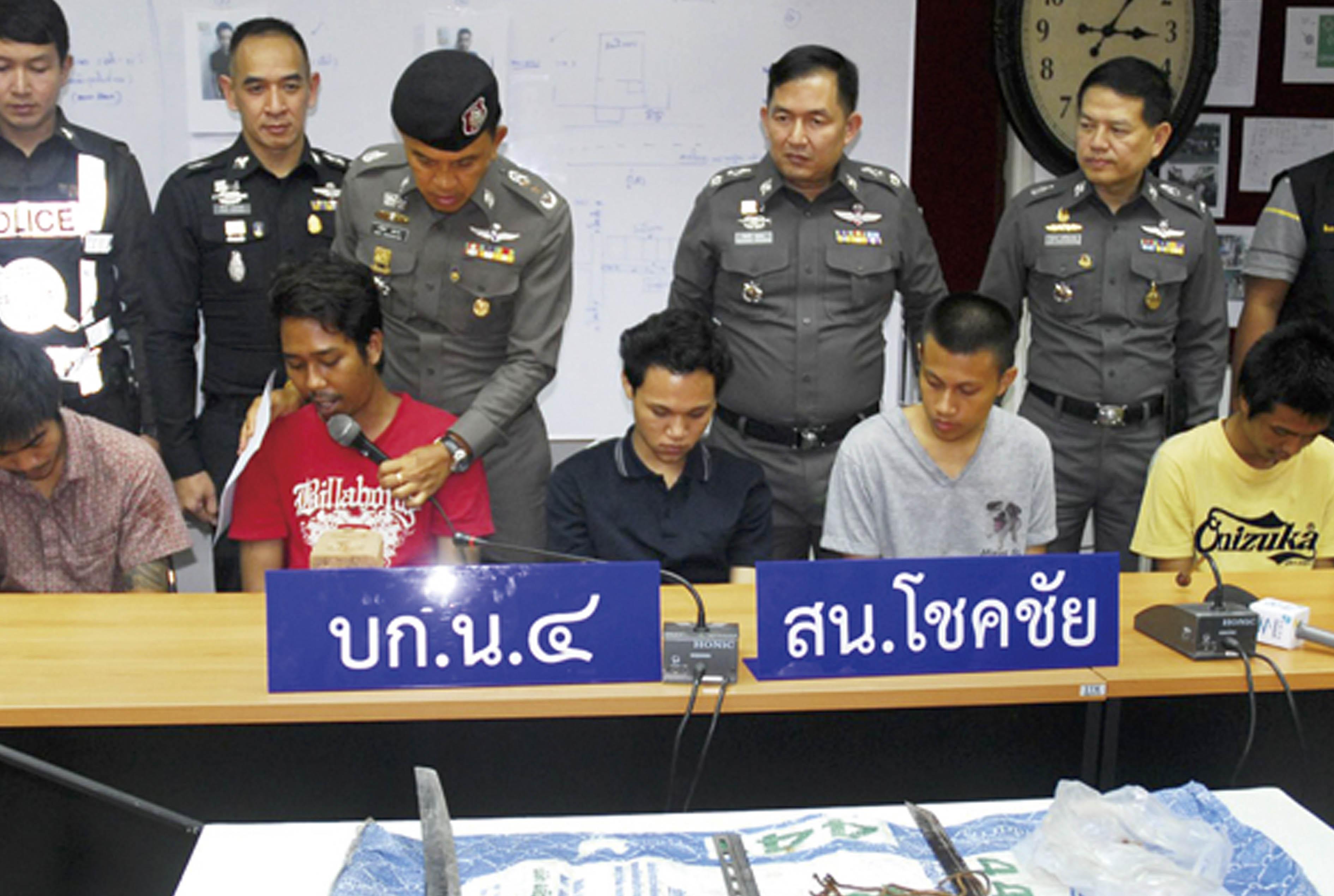 警察子息の障害者リンチ殺人 - ワイズデジタル【タイで生活する人のための情報サイト】