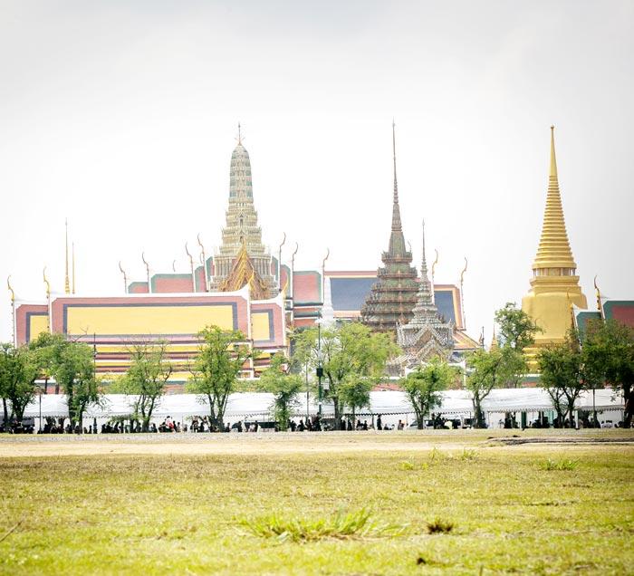 「サナームルアンは 何に使われる場所?」 - ワイズデジタル【タイで生活する人のための情報サイト】