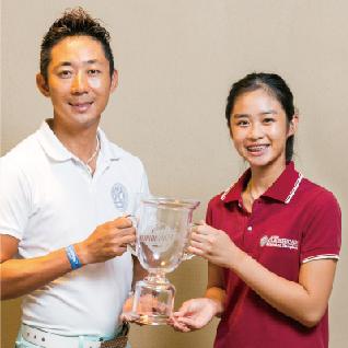<strong>IMGA世界ジュニアゴルフ選手権</strong><br>立松里奈優勝! - ワイズデジタル【タイで生活する人のための情報サイト】