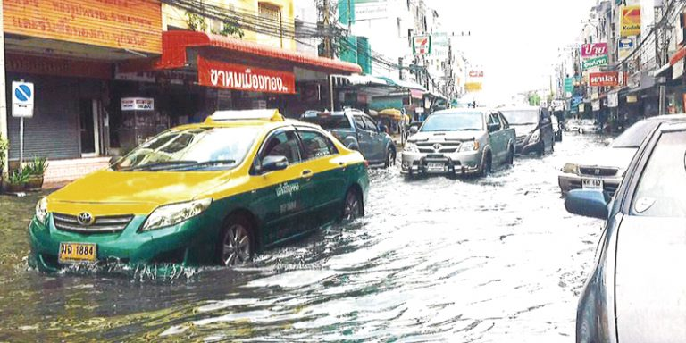 洪水、現状と対策とは? - ワイズデジタル【タイで生活する人のための情報サイト】
