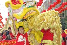中国歴の正月春節はタイでも一般的?