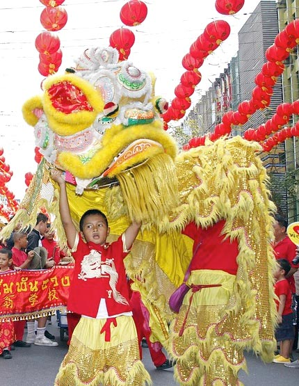 中国歴の正月春節はタイでも一般的? - ワイズデジタル【タイで生活する人のための情報サイト】