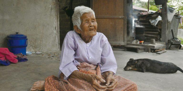 高齢者問題が深刻化