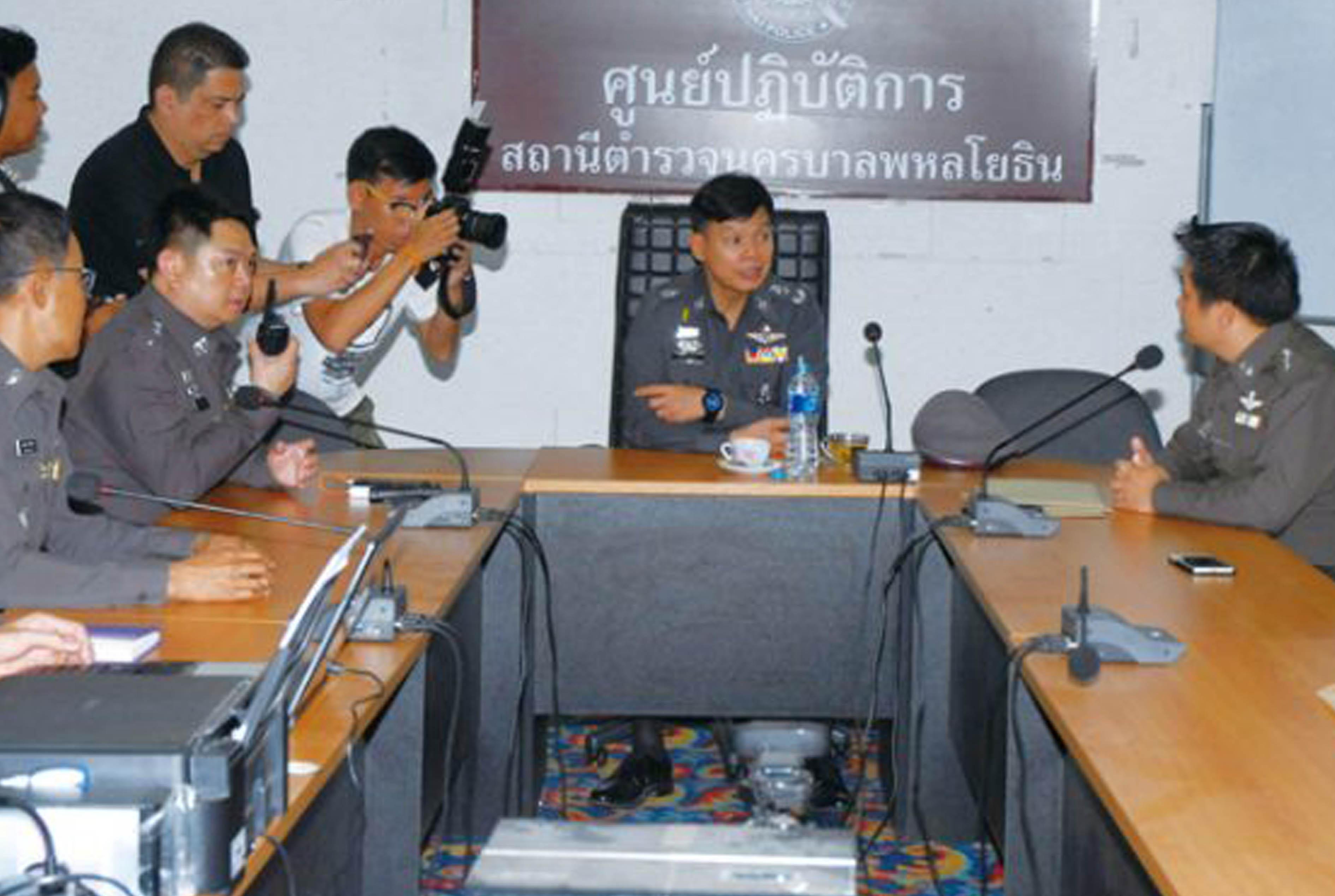 警察採用試験で大規模カンニング - ワイズデジタル【タイで生活する人のための情報サイト】