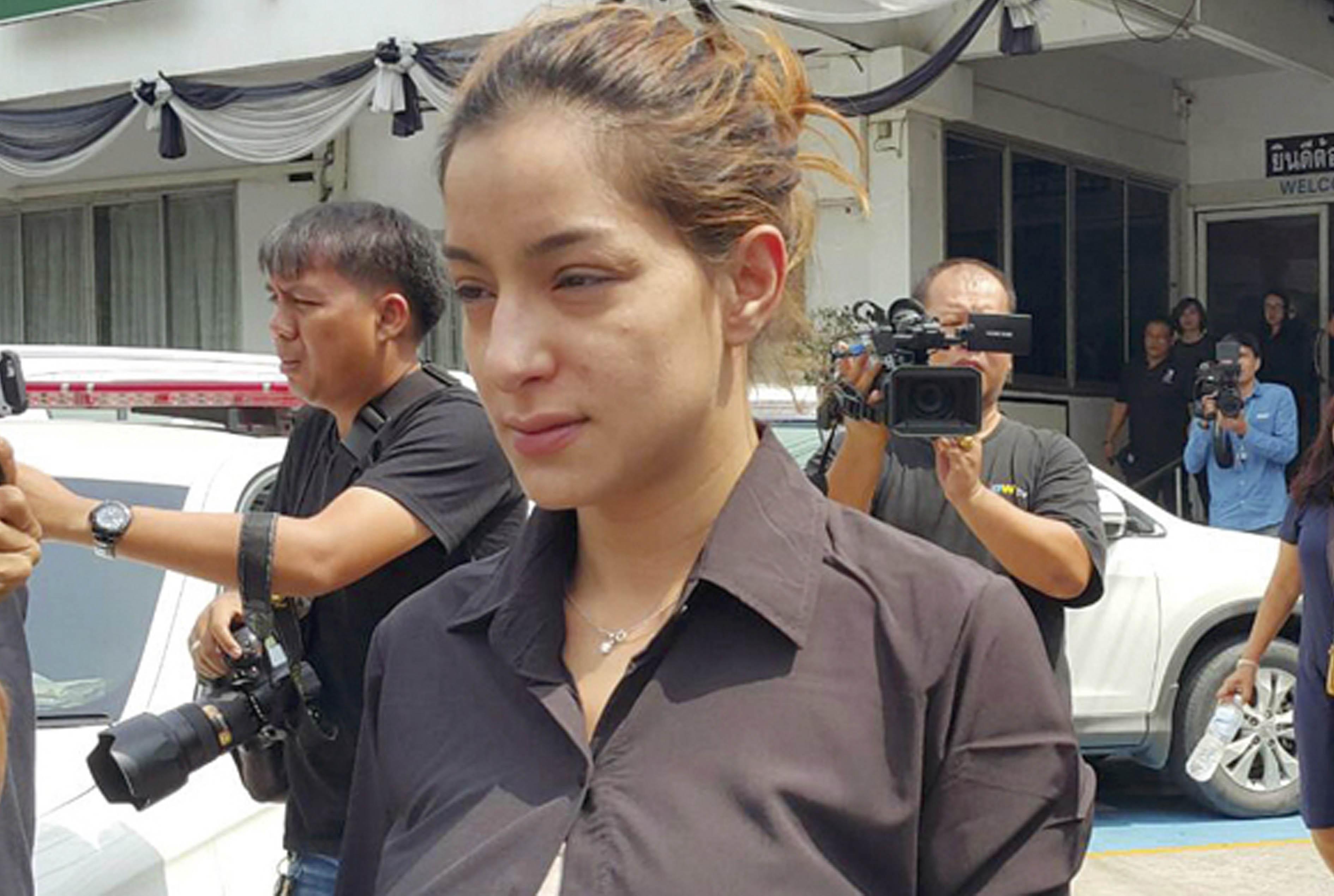 """""""キレて""""逮捕された、""""消えた""""女優 - ワイズデジタル【タイで生活する人のための情報サイト】"""