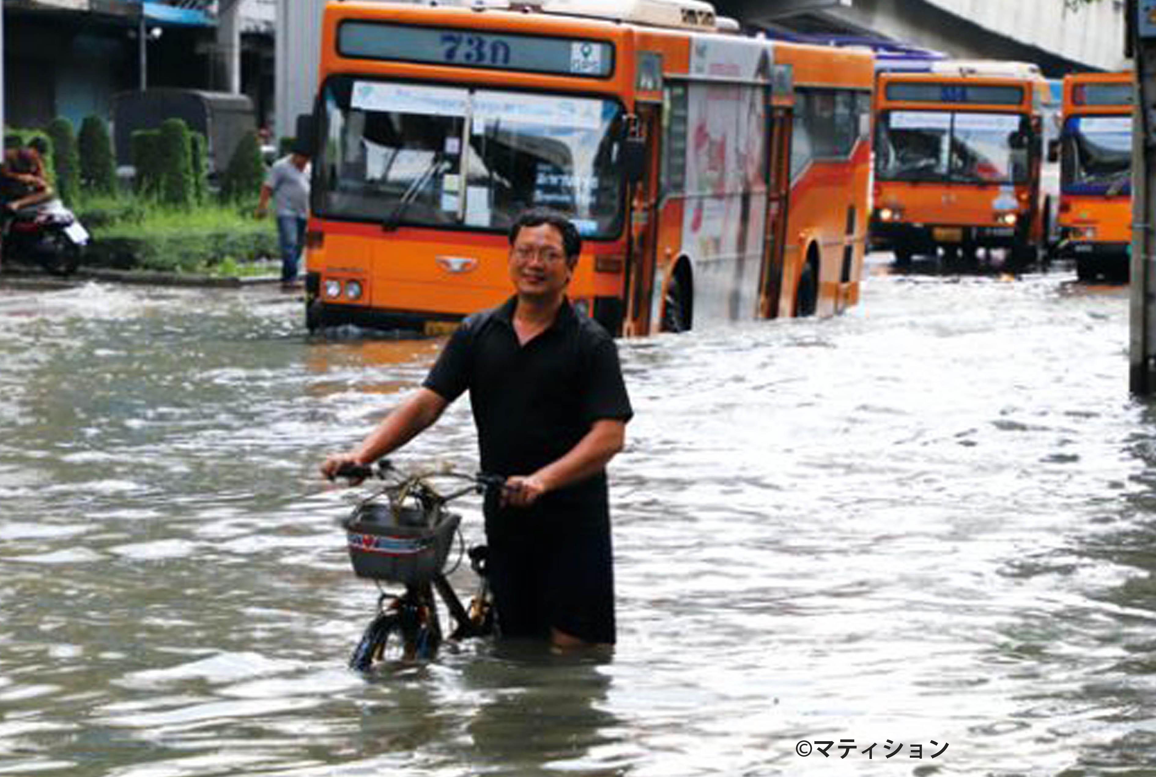 洪水から学ぶモラルとは - ワイズデジタル【タイで生活する人のための情報サイト】