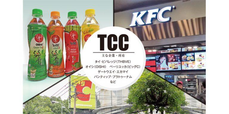 知ってる? TCCグループ