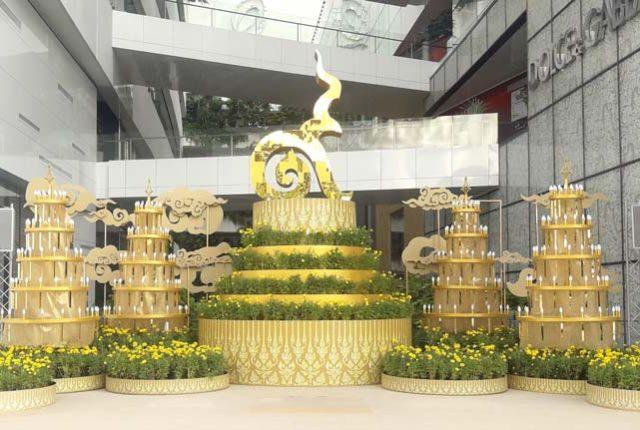 「マリーゴールドが 飾られるのはなぜ?」 - ワイズデジタル【タイで生活する人のための情報サイト】