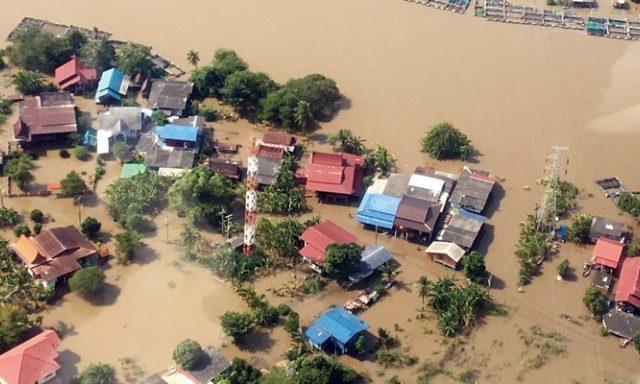 雨量、2011年と同量 - ワイズデジタル【タイで生活する人のための情報サイト】