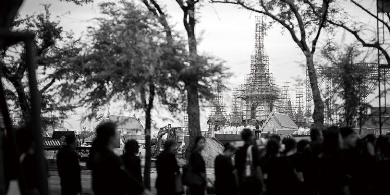 ラマ9世の火葬式日程発表 - ワイズデジタル【タイで生活する人のための情報サイト】