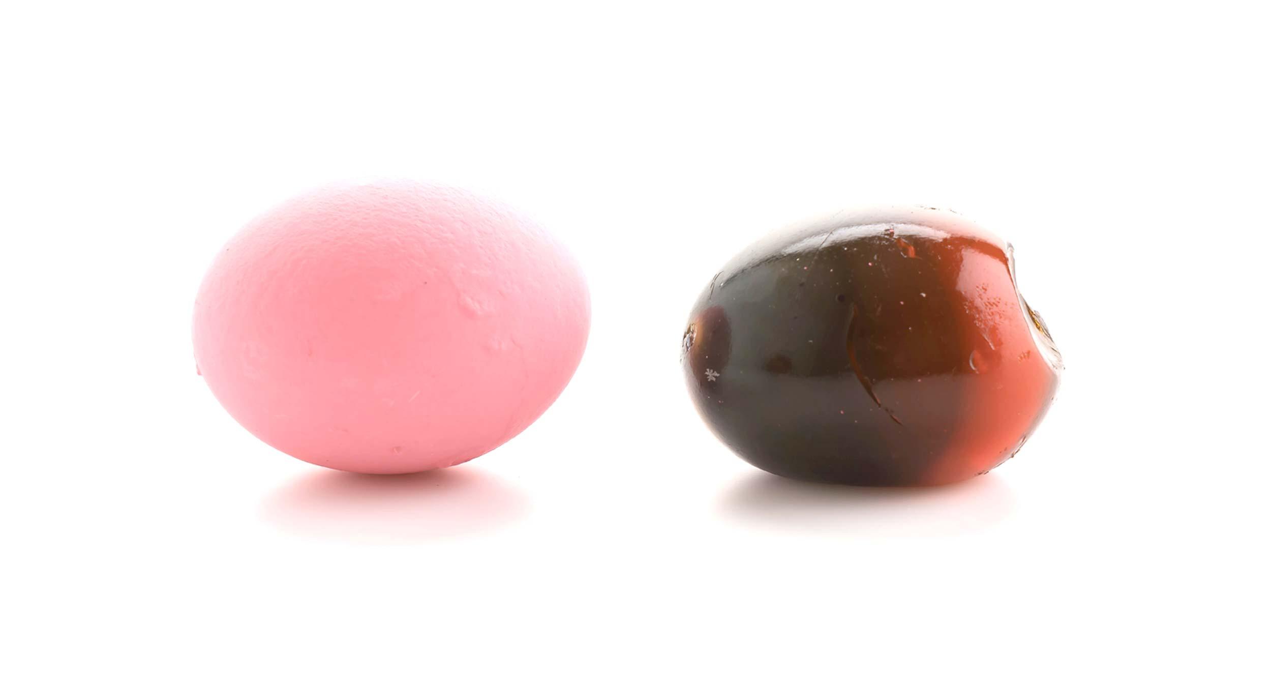 鮮やかなピンクの卵の正体は? - ワイズデジタル【タイで生活する人のための情報サイト】