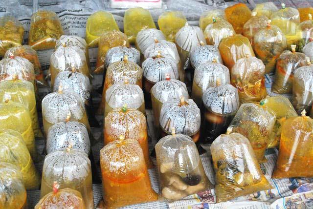 お惣菜の袋なぜ膨らんでいる? - ワイズデジタル【タイで生活する人のための情報サイト】