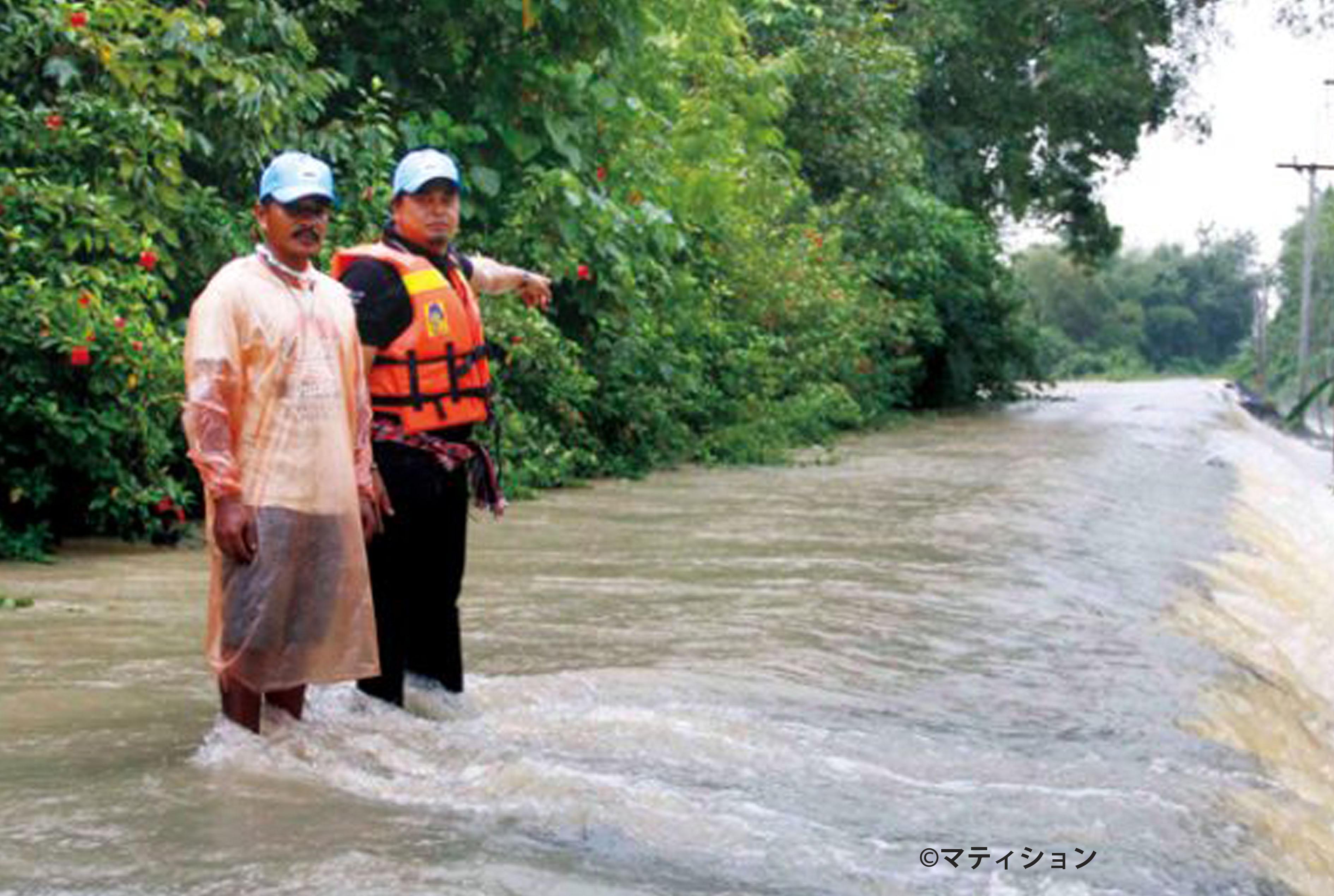 タイ南部で大洪水、被害なお続く - ワイズデジタル【タイで生活する人のための情報サイト】