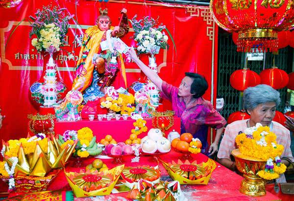 中国の「春節祭」は何をするの? - ワイズデジタル【タイで生活する人のための情報サイト】
