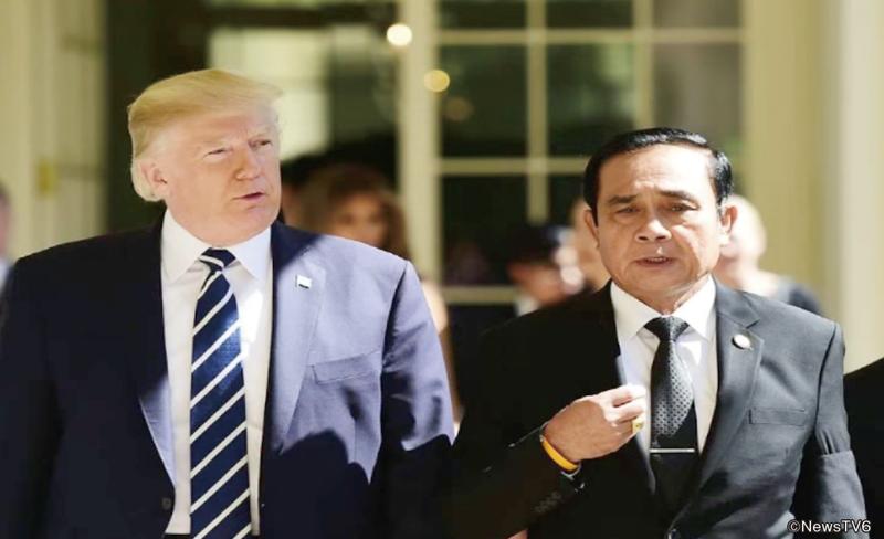 タイ、TPP参加表明