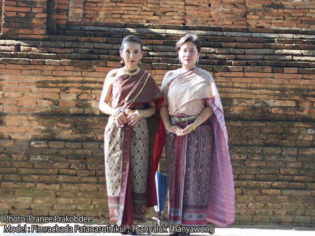 アユタヤ時代の伝統衣装って? - ワイズデジタル【タイで生活する人のための情報サイト】