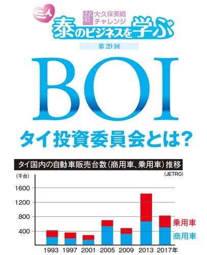 """""""ミィ"""" 泰のビジネスを学ぶ BNK48大久保美織の挑戦【第29回】"""