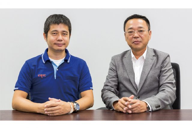 週刊ワイズ計測・測定・分析機器特集2018 – ESPEC ENGINEERING (THAILAND) CO., LTD. - ワイズデジタル【タイで生活する人のための情報サイト】
