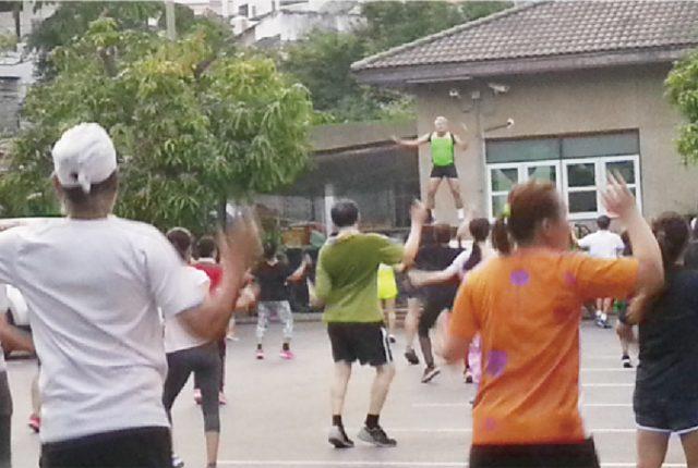「肥満予防に エアロビが人気?」 - ワイズデジタル【タイで生活する人のための情報サイト】