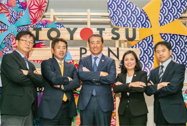 【BUSINESS TOPICS in Thailand】CLOSE UP▶豊田通商タイランド - ワイズデジタル【タイで生活する人のための情報サイト】