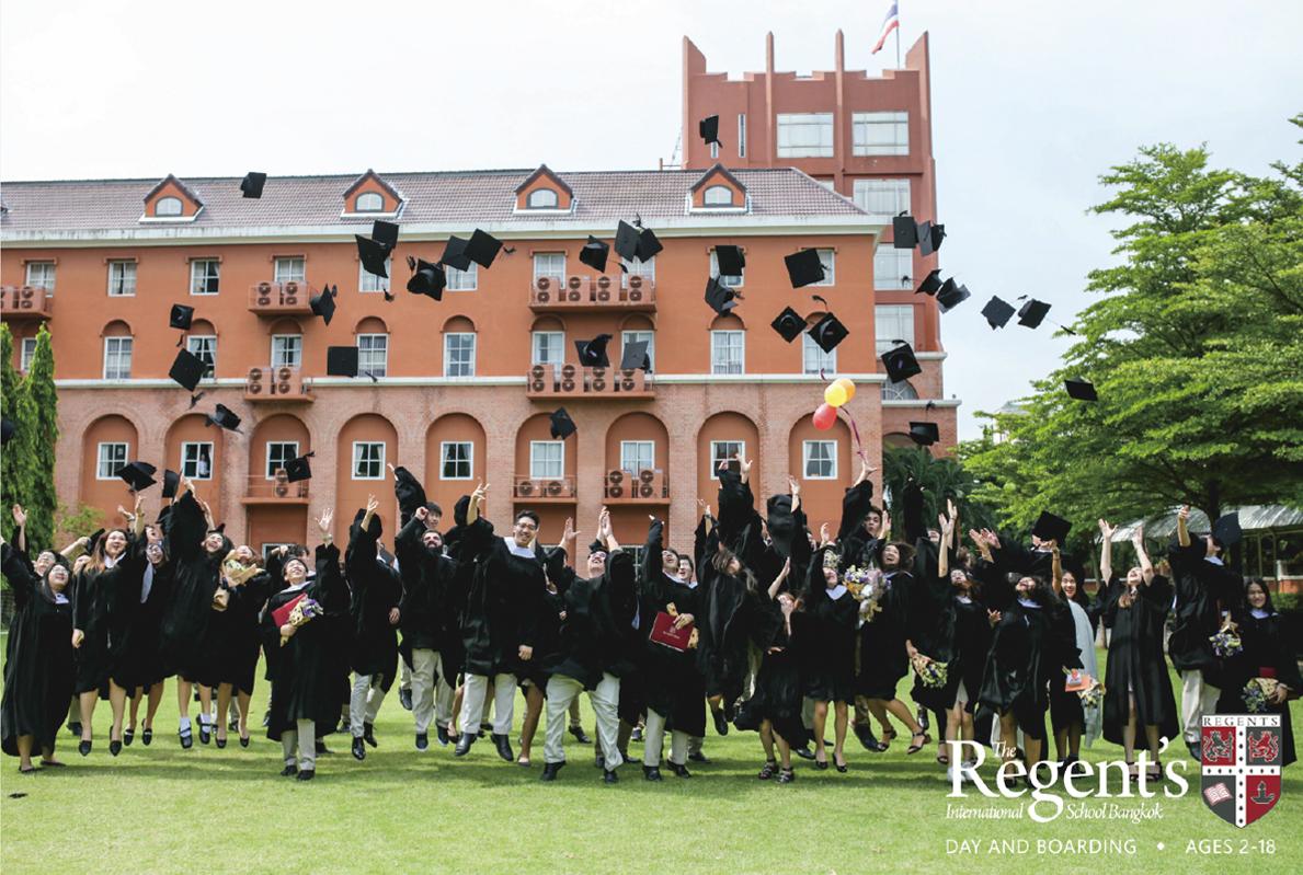 【週刊ワイズ】インター校特集2018 - The Regent's International School Bangkok