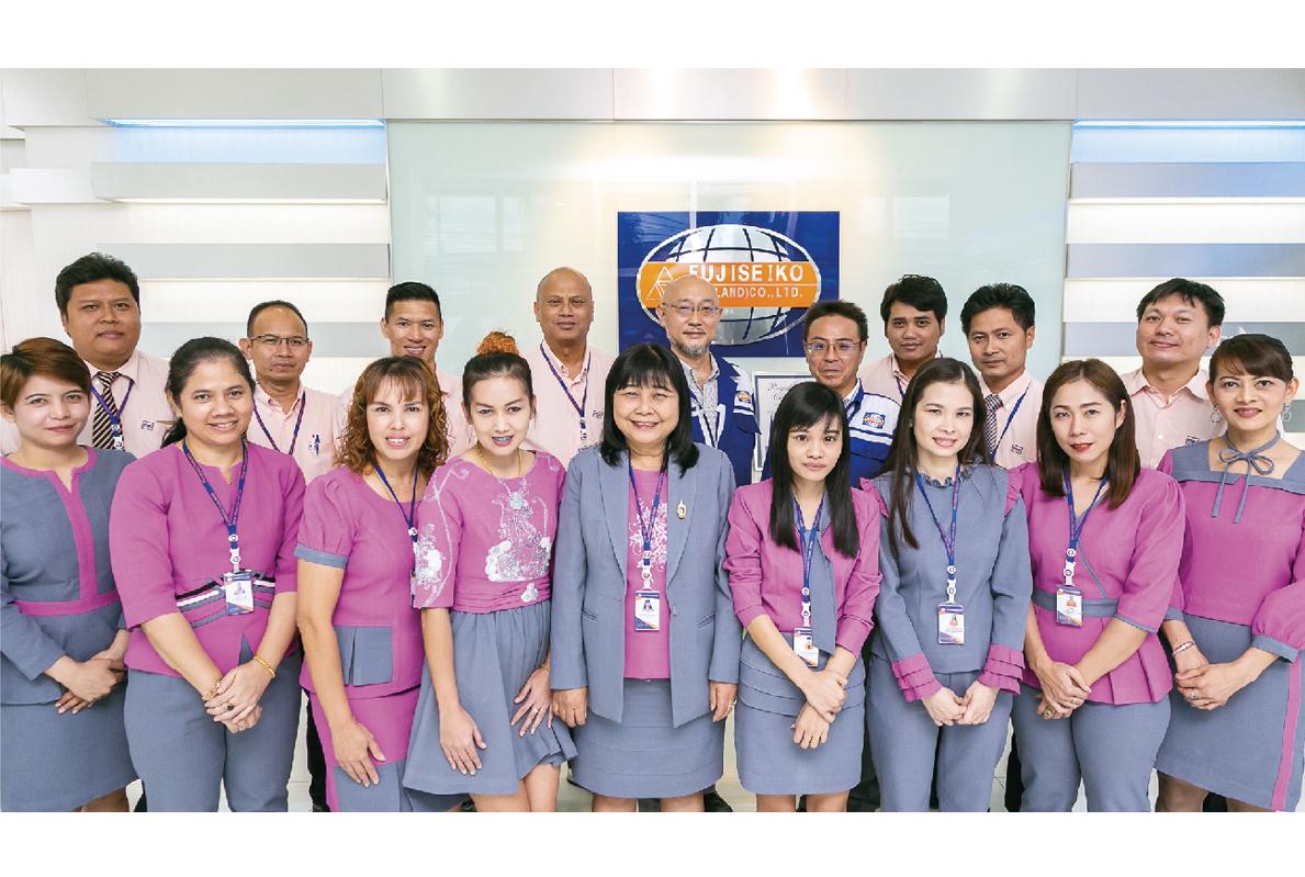 週刊ワイズ工具特集2018 – FUJISEIKO (THAILAND) CO., LTD. - ワイズデジタル【タイで生活する人のための情報サイト】