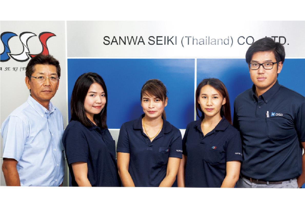 週刊ワイズ工具特集2018 - SANWA SEIKI (THAILAND) CO., LTD.