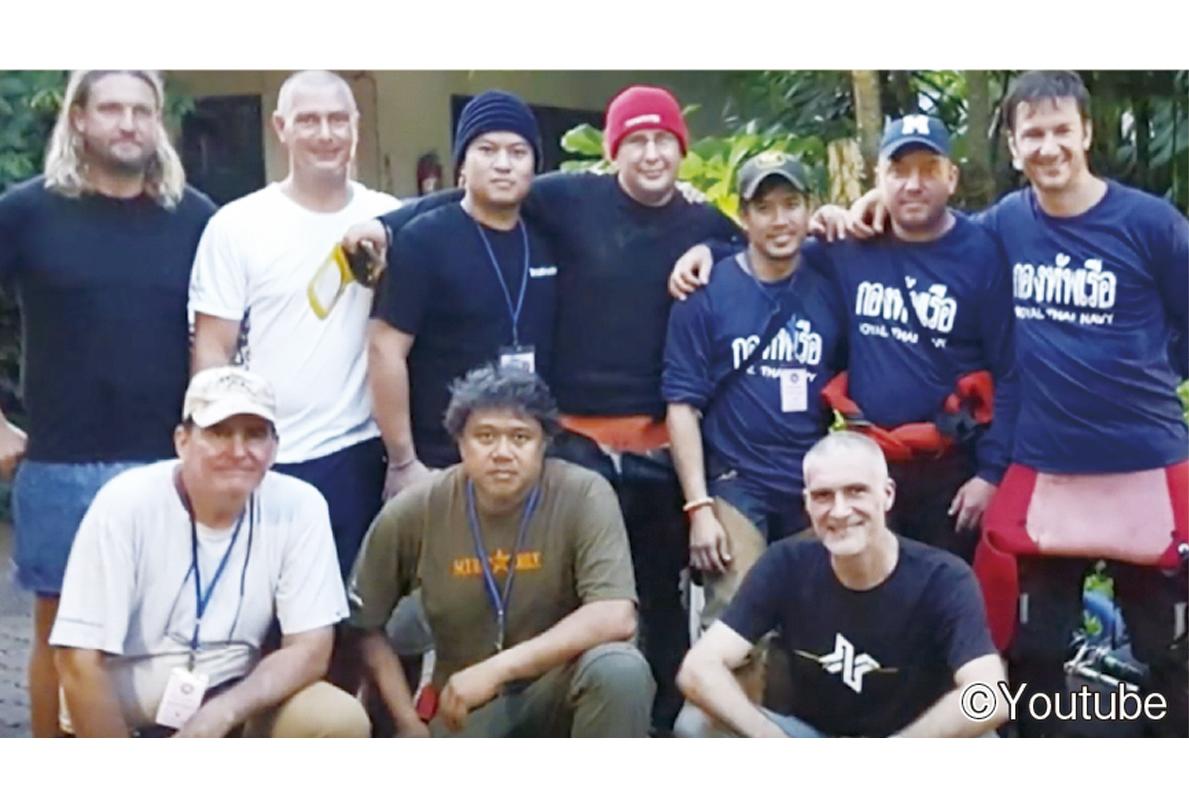 タイ洞窟、救出の裏側