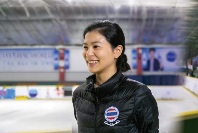 「タイ代表をオリンピックへ」 元フィギュアスケート選手の決意 - ワイズデジタル【タイで生活する人のための情報サイト】