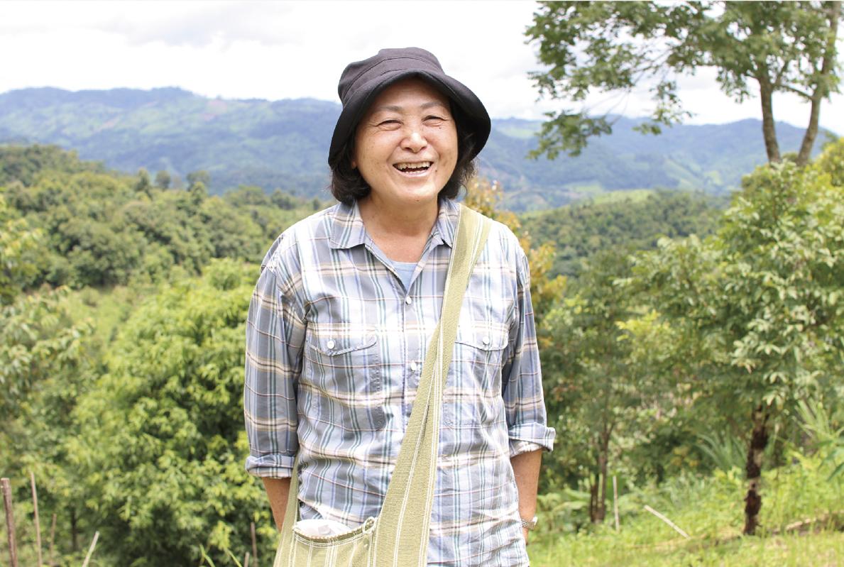 山岳民族を支援して31年 コーヒー栽培から新しい未来を - ワイズデジタル【タイで生活する人のための情報サイト】