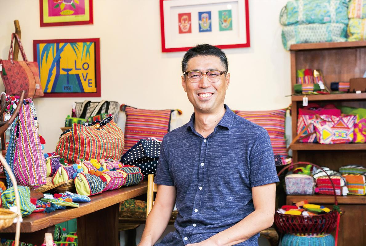 タイ雑貨で日常に温もりを 山岳民族と創り出す only one - ワイズデジタル【タイで生活する人のための情報サイト】