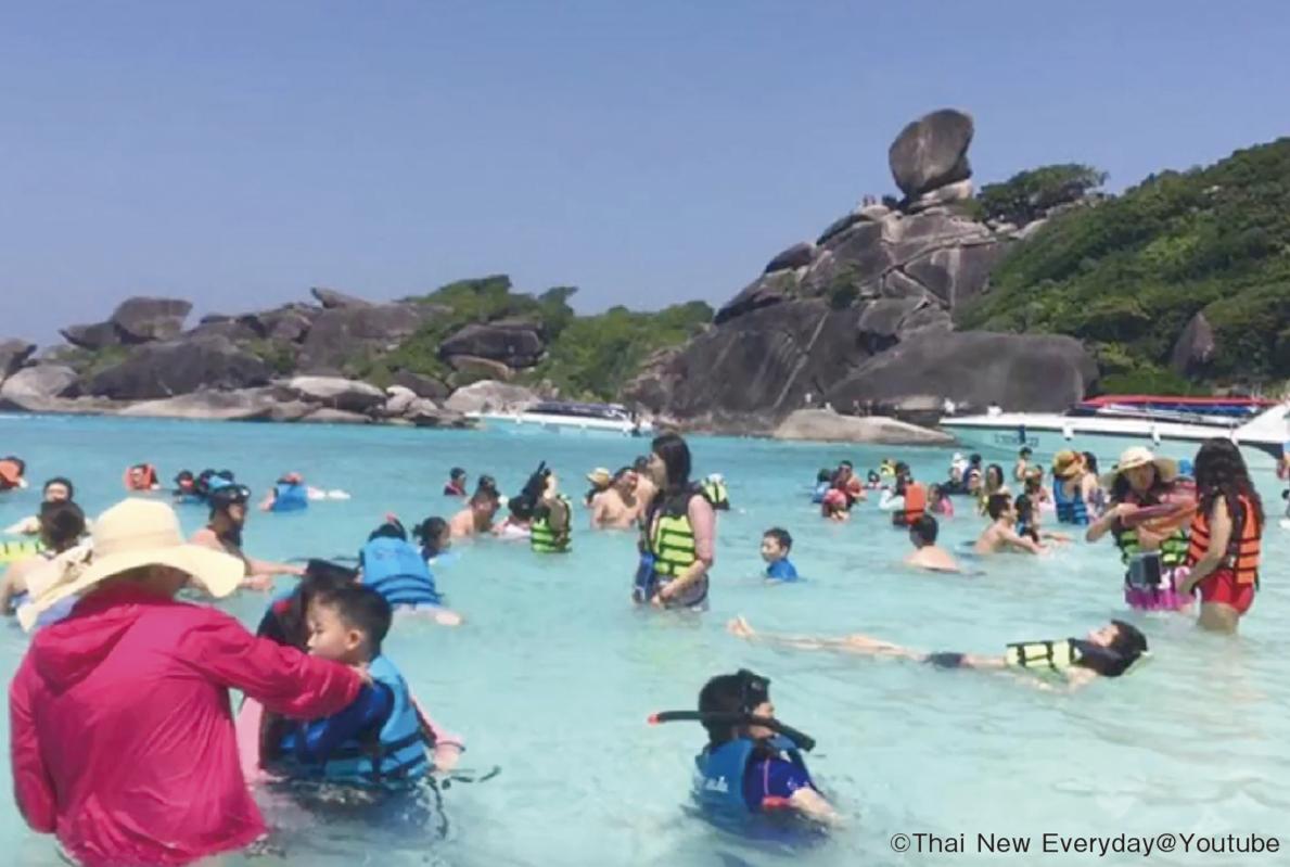 中国人客、1000万人突破か - ワイズデジタル【タイで生活する人のための情報サイト】