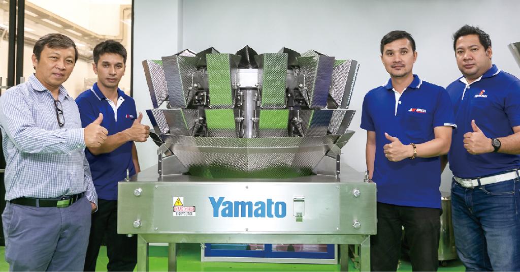 YAMATO SCALE (THAILAND) CO., LTD. - ワイズデジタル【タイで生活する人のための情報サイト】