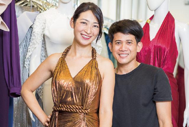 タイ人デザイナーと伝えたい 美を引き出すオーダーメイド服 - ワイズデジタル【タイで生活する人のための情報サイト】