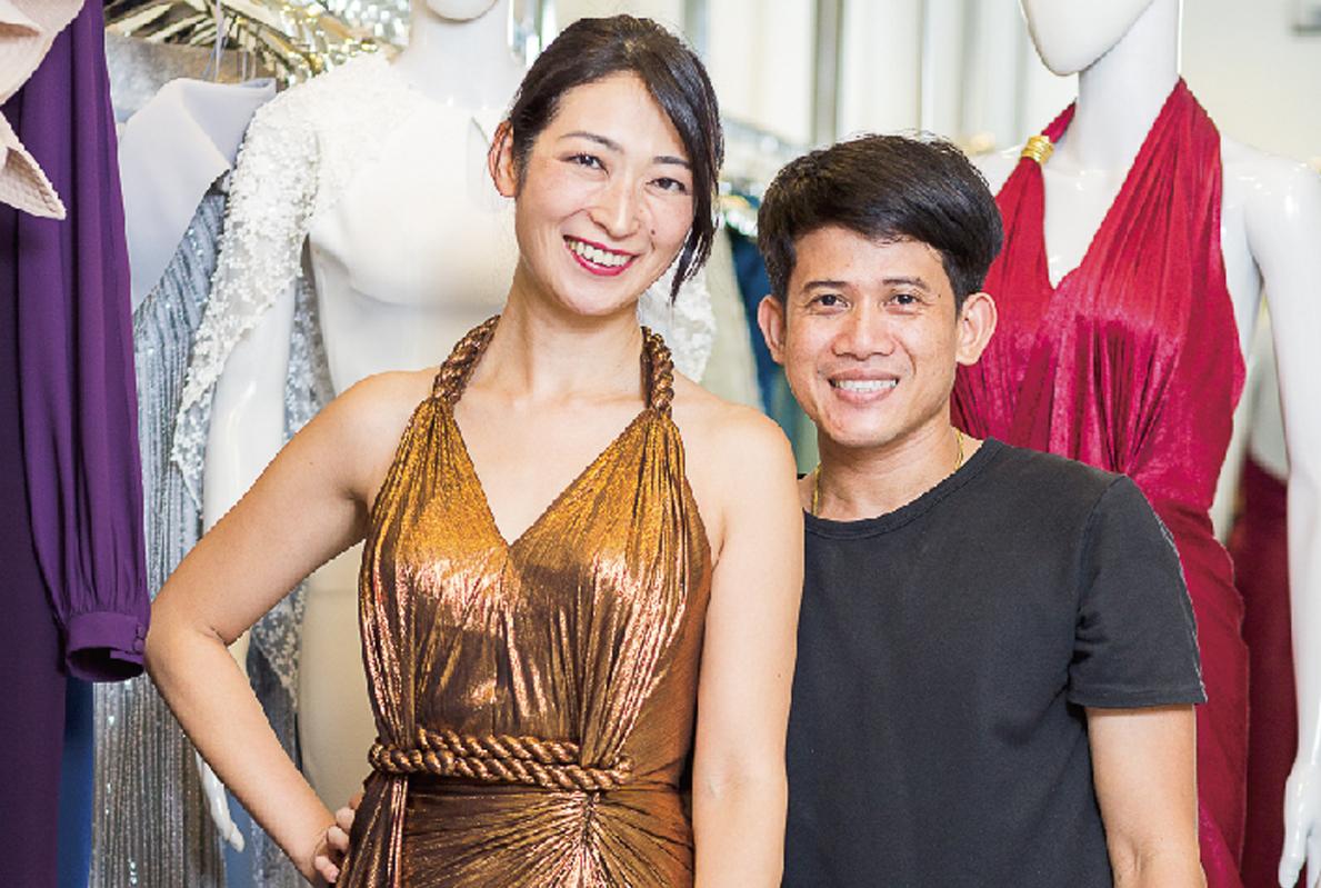 タイ人デザイナーと伝えたい 美を引き出すオーダーメイド服 - ワイズデジタル【タイで働く人のための情報サイト】