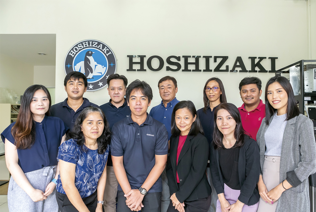 HOSHIZAKI THAILAND LTD. - ワイズデジタル【タイで生活する人のための情報サイト】